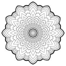 These free 2021 printable coloring & activity pages make fun new year's activities for kids & adults. Free Printable Coloring Pages Color A Mandala