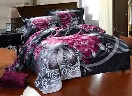 purple bedding sets full good purple and black bedding sets set regarding duvet cover designs purple