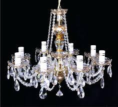 bohemian glass chandelier maria crystal chandelier brass chandeliers antique antique bohemian glass chandelier
