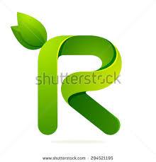 Pharmacy Letter Mesmerizing Kaer Stock's Eco Volume Letter Logo Set On Shutterstock R Logo