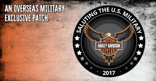 the 2017 harley davidson military patch military autosource