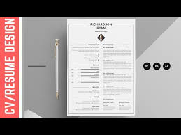 Indesign Creating A Modern Resume How To Create A Cv Resume Template In Indesign Indesign