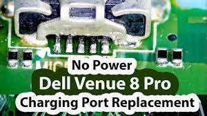 Dell Venue 8 Pro Orange Light Another Dell Venue 8 Pro No Power Charging Port Replacement