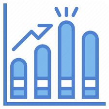 Bar Chart Statistics Office Elements By Smalllike