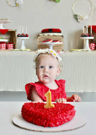 Little Ladybug First Birthday This Sweet Happy Life
