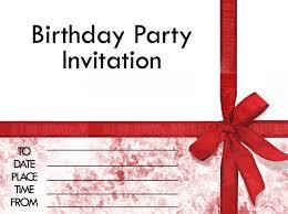 Enjoy Free Printable Invitations 24 7 Moms