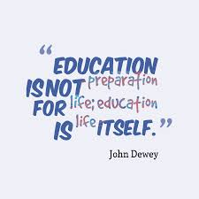 John Dewey Quote About Education