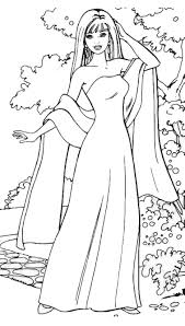 Small Picture BARBIE COLORING PAGES TWO MORE COLORING PICTURES OF BARBIE