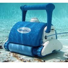 Water Tech Pool Blaster Blue Pearl Robotic Pool Cleaner