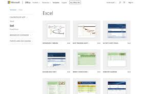 Microsoft Excel Free Templates 9 Best Sites With Free Excel Templates