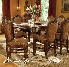 aico dining chairs. aico windsor court gathering table aico dining chairs
