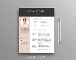Creative Resume Templates Free Word Awesome Free Unique Resume Templates Word Modern Resume Template Word Free