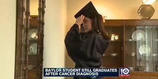 BaylorProud » Even cancer diagnosis couldn't keep Baylor senior ...