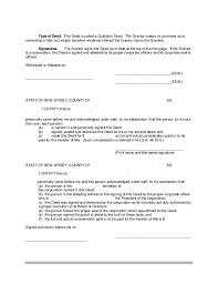 new jersey deed form free quick deed form download good quit claim deed form orlando