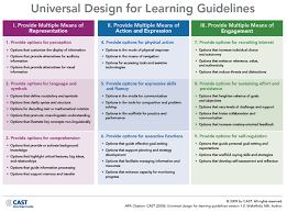 Meeting Diverse Student Learning Needs With Udl Luminaris