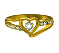 jewelry 3d cad model of beautiful heart design wedding ring 3d print 148092