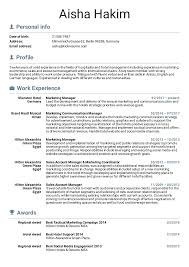 Sample Hotel Manager Resume Resume Examples By Real People Sheraton Hotel Marketing Manager
