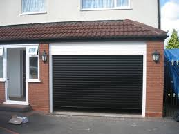 insulated roll up garage doorsResidential Insulated Roll Up Garage Door  hungrylikekevincom