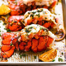 easy baked lobster tail recipe