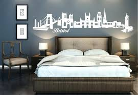 cityscape wall decal decals cities places london 1