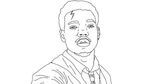 Chris Paul Coloring Pages 86766 Newsmov