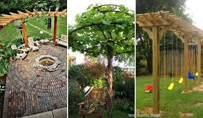 Small Picture Backyard Arbor Design Ideas geisaius geisaius