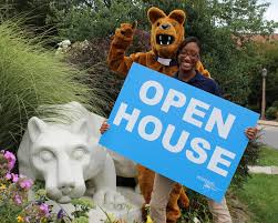 penn state and get an application fee waiver we admit attend an open house at one of our campuses like york