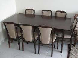 dining table and chairs for sale second hand. new secondhand dining table sale at dubai furniture for    and chairs second hand d