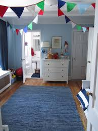 interesting nautical bedroom ideas for kid. Big Boy Bed~ The Flags Are Really Cool Bunting Placement Interesting Nautical Bedroom Ideas For Kid