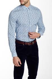 Moods Of Norway Mikkel Slim Fit Shirt Nordstrom Rack