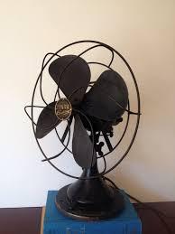 vintage desk fan. Exellent Vintage Vintage Hunter Century Industrial Desk Fan  Black By MelbaMoon 2500 To E