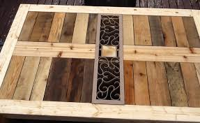 outdoor pallet deck furniture. modified outdoor pallet patio table deck furniture