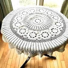 small table cloth round crochet diameter cream crocheted round small round tablecloth australia small tablecloths uk