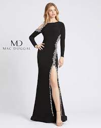 Great savings & free delivery / collection on many items. 66769a Mac Duggal Evening Dress
