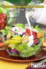 olive garden salad dressing.  Olive With Olive Garden Salad Dressing A