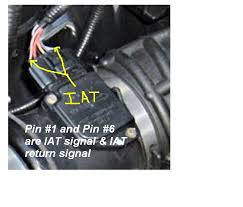 iat sensor performance chip installation procedure 2002,2003,2004 2006 Mustang Gt Wire Diagram 2002,2003,2004,2005,2006,2007 ford mustang iat sensor maf sensor location & pinout wiring diagram 2006 mustang gt wiring diagram