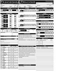 dnd 3 5 character sheet d d advanced character sheets thread ad d 2e looking for