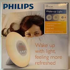 Totobay Wake Up Light Uk Philips Wake Up Light Alarm Clock With Sunrise Simulation