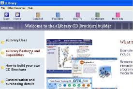 Cd Brochure Builder Builds Dvd Or Cd Brochures And Catalogs