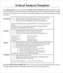audience analysis example audience analysis essay example example of critique essaysample