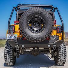 jeep wrangler 4 door overland roof rack 2007 2018
