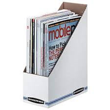 Cheap Cardboard Magazine Holders Beauteous Amazon Bankers Box 32 Corrugated Cardboard Magazine File 32