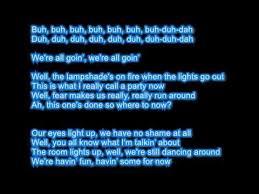 Lampshades On Fire Lyrics Gorgeous Modest Mouse Lampshades Of Fire Lyrics YouTube