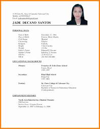 Basic Resume Examples Extraordinary Awesome Basic Resume Samples For Freelance Writers Simple Ideas