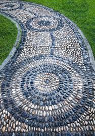 Fairy Garden Path Mosaic Fairy House Fairy Garden Beneath The Mosaic Garden Path