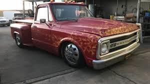 1969 Chevrolet C/K Trucks Custom Deluxe for sale near Bella Vista ...