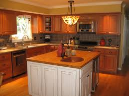 crown molding above kitchen soffit