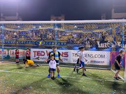 Las Vegas Lights Fc Vs La Galaxy Ii Thank You Messages To Veteran Tickets Foundation Donors