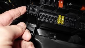 fuse box north american motoring Fuse Box Location Mini Cooper fuse box dsc02233 jpg mini cooper fuse box location