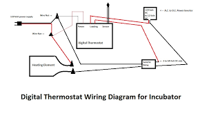 digital thermostat wiring annavernon wiring diagram for a 120 volt thermostat the